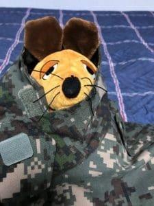 13.maus-in-uniform