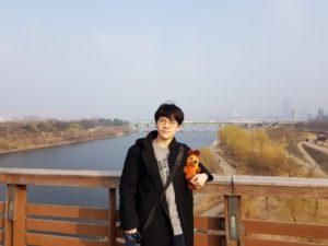 Auf dem Weg auf Seonyudo