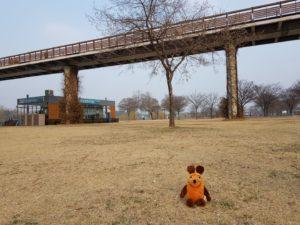 Die Brücke zu Seonyudo