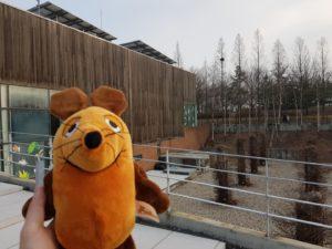 Die Maus im Seonyudo-Park
