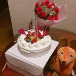 Die Maus feiert Geburtstag.